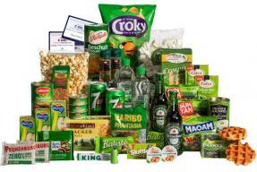 Groene pakket